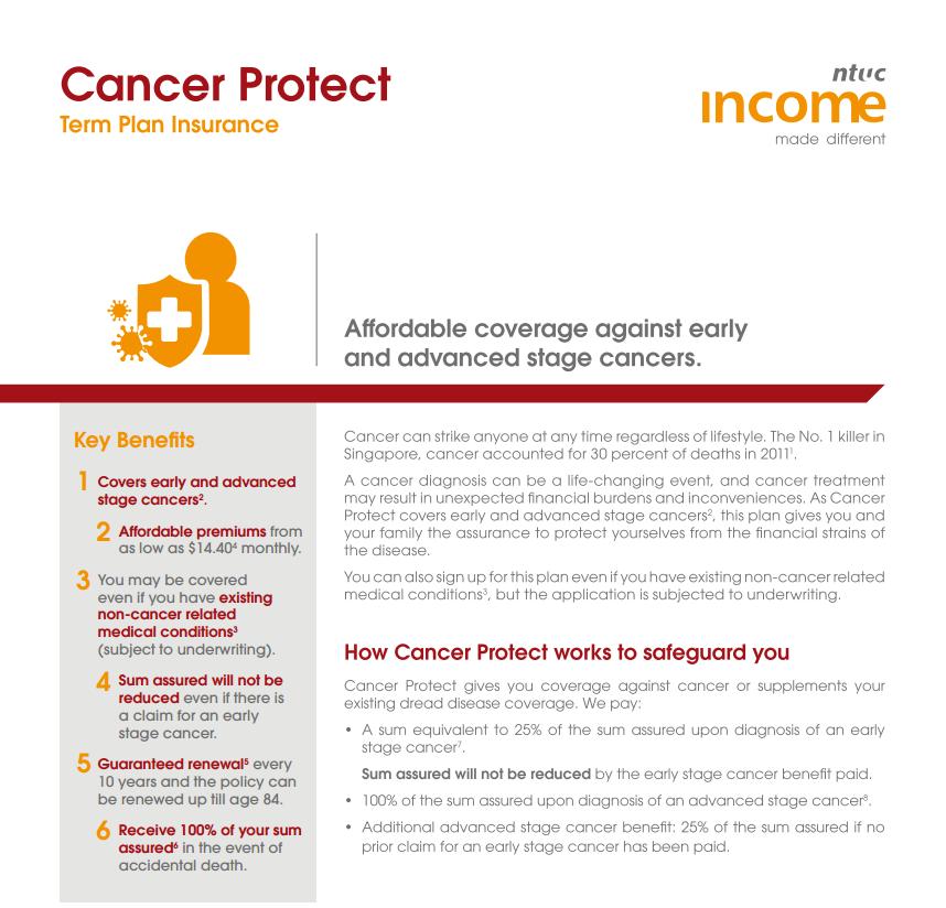 Family Insurance: Ntuc Family Insurance Plan